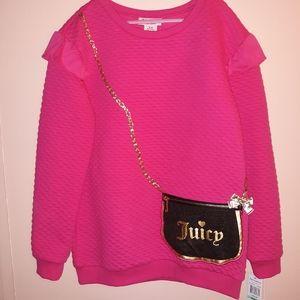 Kids Juicy Couture Long sleeves top